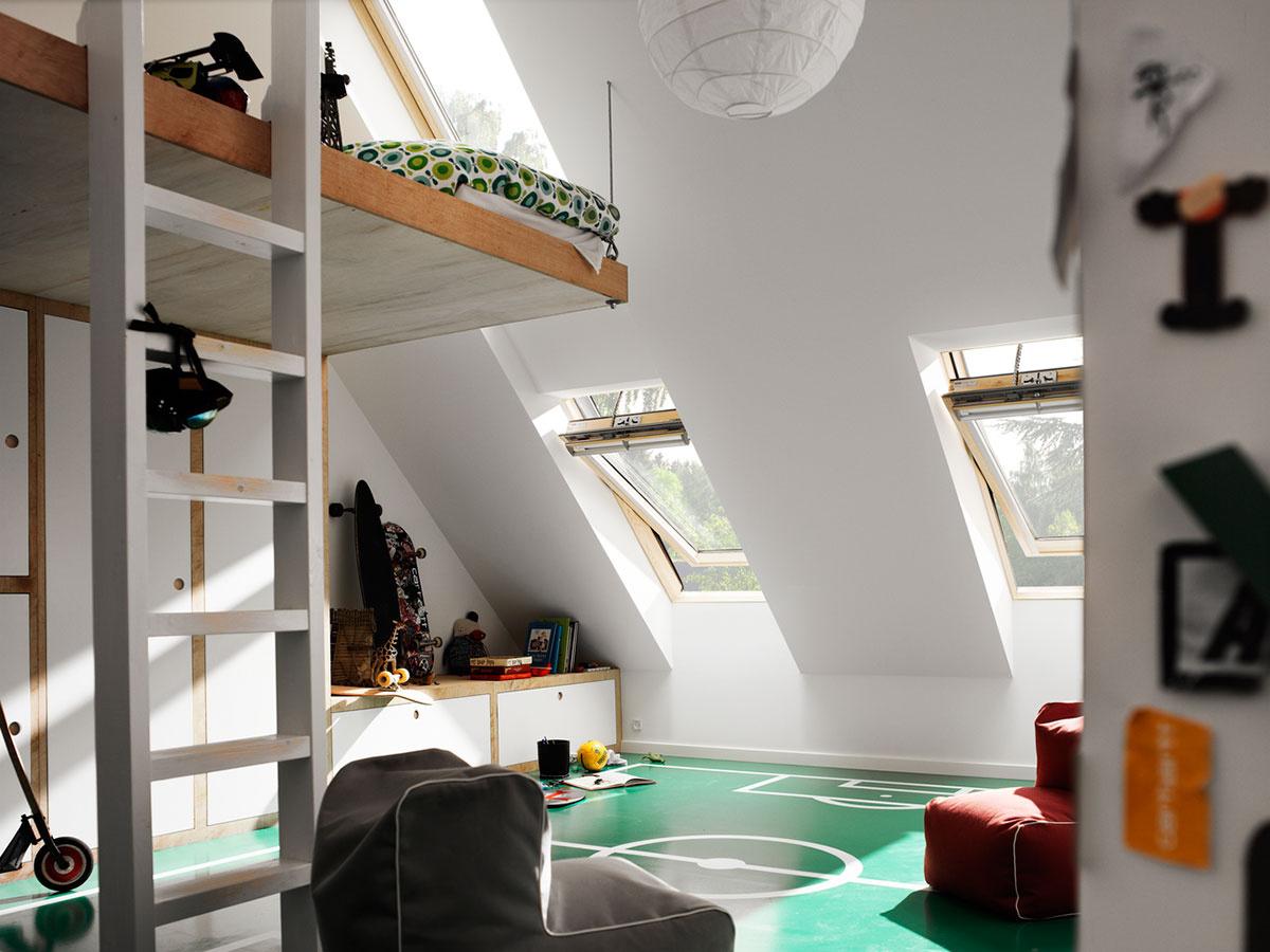 Pre obyvateľov Európy je dostatok denného svetla a čerstvého vzduchu v domove veľmi dôležitý.
