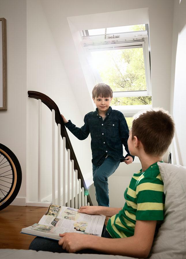 Vo väčšine prípadov je v prípade vetrania motiváciou vytvorenie okamžitého príjemného pocitu v domove.