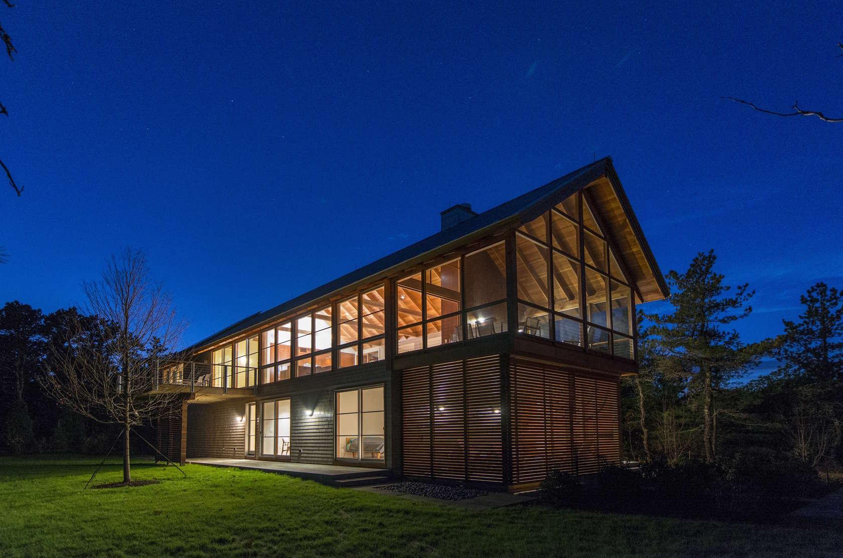 Priestranný víkendový dom v perfektnom súzvuku s prírodou