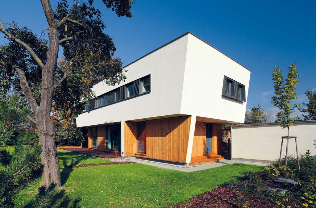 Nízkoenergetický dom, ktorý vyvracia mýty o drevostavbách