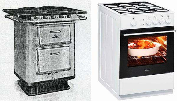 Od šijacích strojov k indukčnému vareniu za 190 rokov
