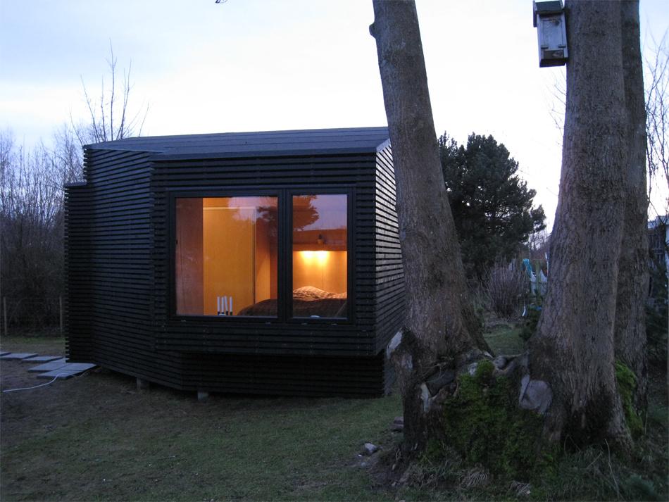 Záhradný domček, ktorý ocení každý hosť