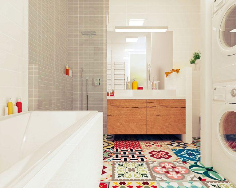 Ako prakticky usporiadať kúpeľňu a nestratiť jej estetickú stránku
