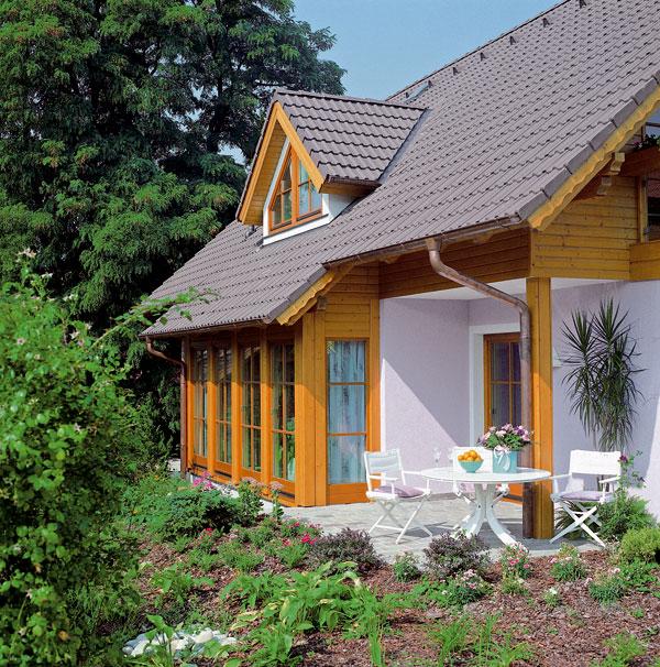 Hľadá sa nízkoenergetický rodinný dom