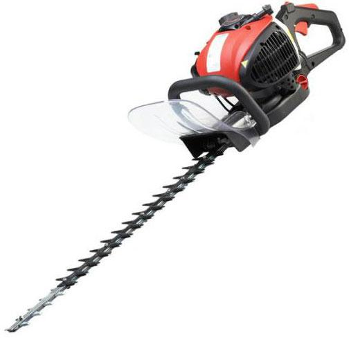Pre profesionálnu prácu sú určené benzínové plotové nožnice BHSN 602. Majú výkonný motor, strižnú lištu dlhú 65 cm a sú vhodné pre častý strih väčších plôch kríkov a živých plotov.