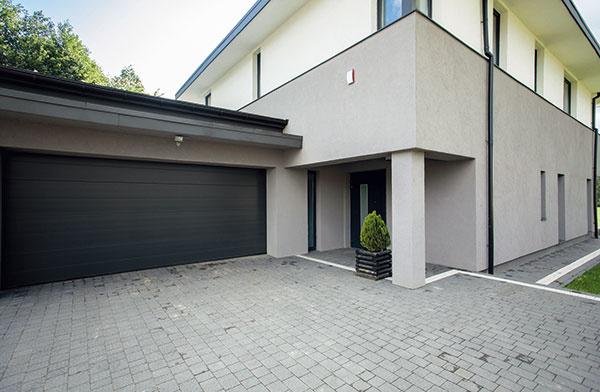 Ako vybrať bezpečnú garážovú bránu