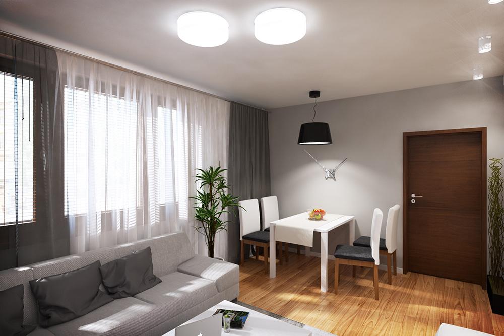 Malý byt s obrovským potenciálom