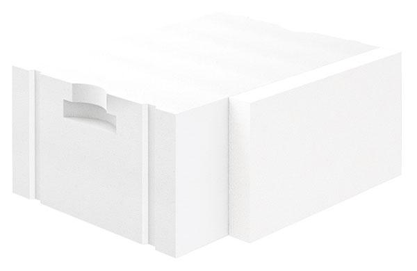 Náročné podmienky pasívneho štandardu možno dosiahnuť aj pórobetónovým súvrstvím – spojením nosných tvaroviek Ytong 300 mm azateplenia Multipor 200 mm od spoločnosti Xella.