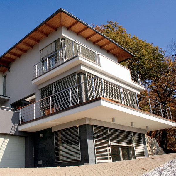 Spôsoby výstavby rodinných domov