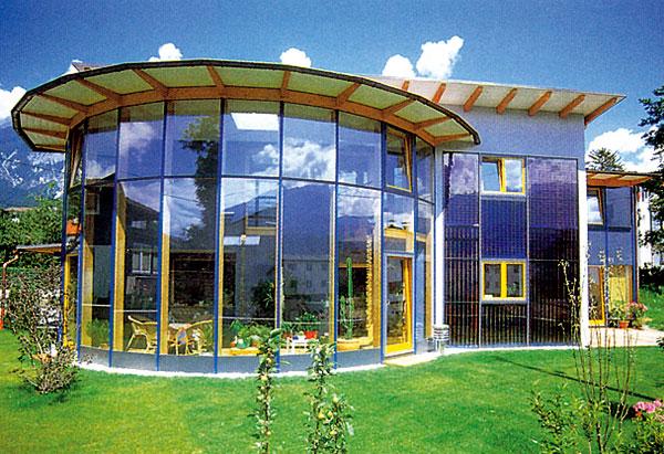 Slncový dom