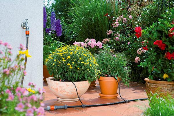 Zavlažujte vašu záhradu úsporne – ušetríte čas aj peniaze