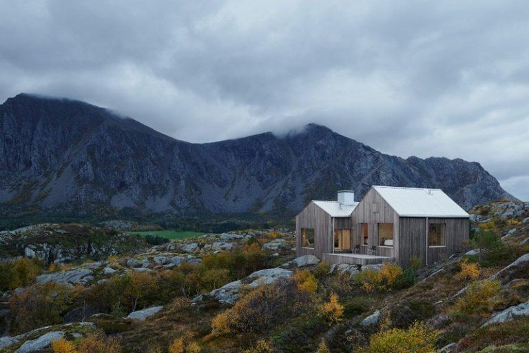 Aby ste si postavili dom na takomto mieste, musíte byť dobrodružný typ