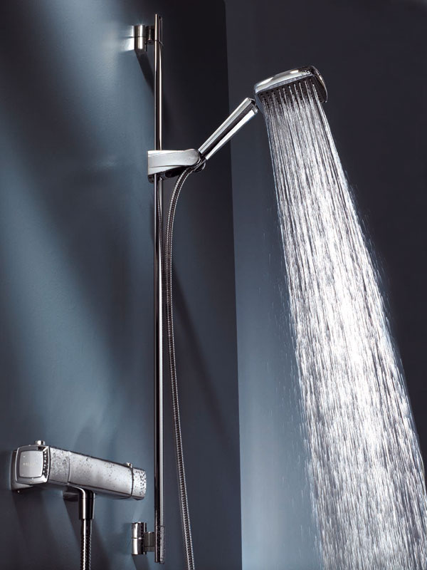 Voľnosť pod sprchou