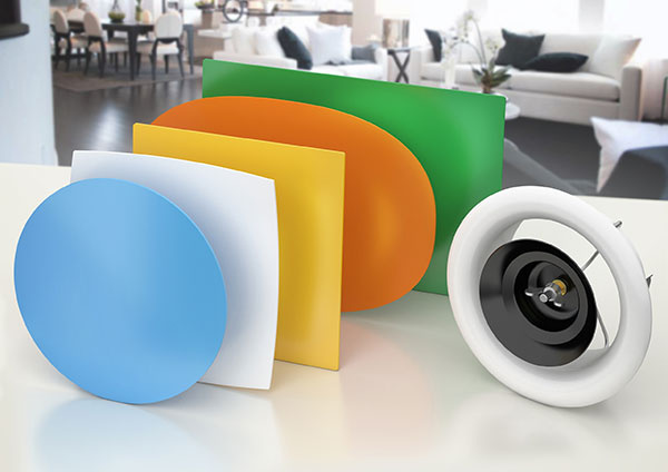 Lindab In Domo - Ventilácie pre Váš domov