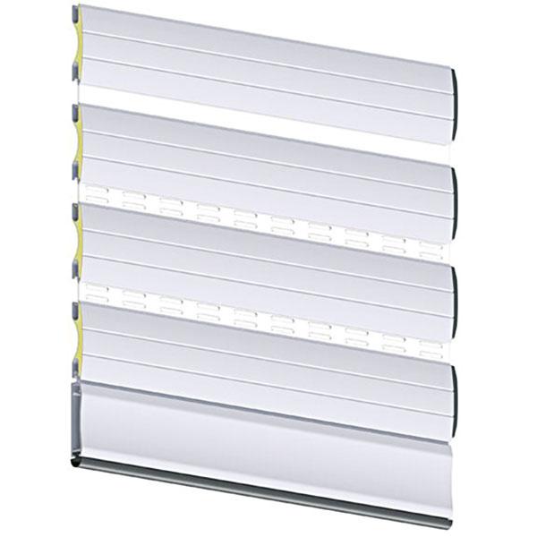 """Patentované lamely roliet """"Denné svetlo"""" od rakúskej značky HELLA chránia pred priamym slnečným žiarením, tepelnými stratami či nevítanými návštevníkmi rovnako ako štandardné rolety, navyše však umožňujú prechod rozptýleného denného svetla do miestnosti. Množstvo svetla sa dá regulovať až po úplné zatemnenie."""