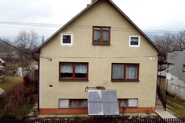 Štvrťstoročné solárne kolektory