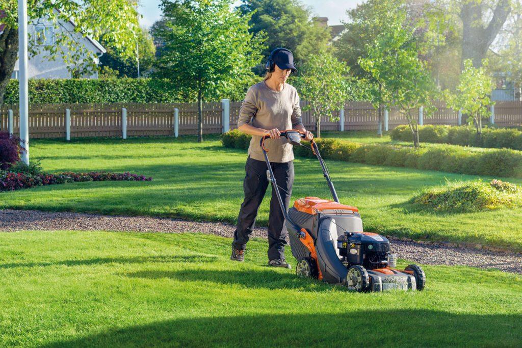 Vyberte si tú správnu kosačku pre vašu záhradu