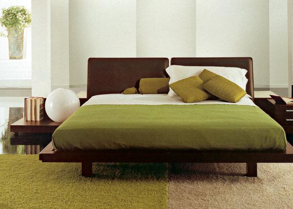 Textil v spálni