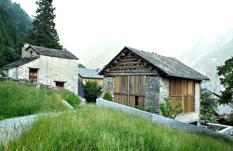 Zo starej nevyužitej stodoly spravili inšpiratívny rodinný dom