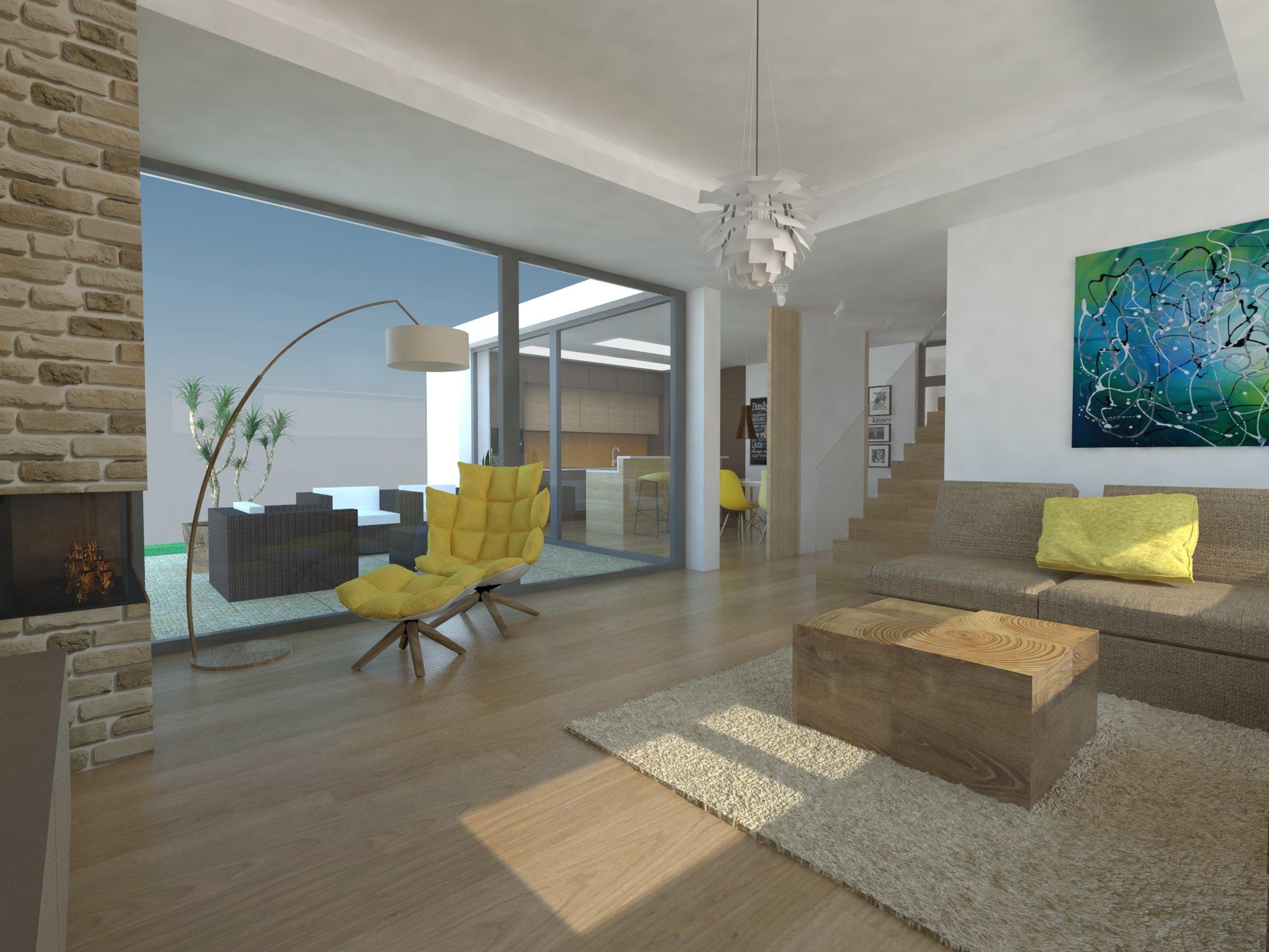 Obývacia izba prepojená s kuchyňou do otvorenej dennej časti alebo radšej každá miestnosť samostatne? Aj to je jedna z nesmierne dôležitých otázok, nad ktorými sa treba zamyslieť predtým, ako sa pustíte do návrhu a zariaďovania interiéru.