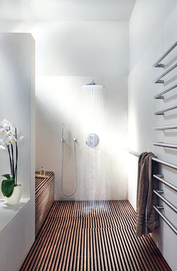 Ako utopiť stres v kúpeľni