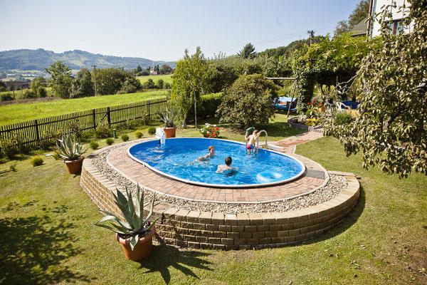 Kúpte si ho výhodne ešte tento rok. A užite si kúpanie vo vlastnej záhrade. Bazény Azuro v posezónnom výpredaji už od 215 eur!