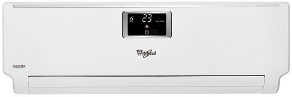 Whirlpool AMD 054-1  Nástenná klimatizácia sinvertorom zúspornej série Green Generation Výkon: 2 600 W  Energetická trieda: A++ Hlučnosť (vnútorná/vonkajšia jednotka): 24-33/51 dB Funkcie: rýchle chladenie, ohrev aodvlhčovanie, funkcia Sleep na nerušený spánok, ventilátor,časovač, filtračný systém Combi 3 v1 proti roztočom aalergénom, generátor studenej plazmy na odstránenie prachu, baktérií aroztočov; automatika 6. zmysel sa stará oideálnu reguláciu teploty sčo najnižšou spotrebou energie; tichá prevádzka. 1 050 €