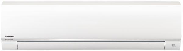 Panasonic Heatcharge Nástenná klimatizačná jednotka sakumuláciou energie Výkon (chladenie/vykurovanie): 2,5 – 3,5 kW/3,2 – 5,6 kW Energetická trieda: A+++ Hlučnosť: 26 dB(A) Funkcie: uchovávanie tepla vo vonkajšej jednotke, špeciálna filtrácia snanočasticami (Nanoe-G), ovládanie cez smartfón/internet, detekcia osôb, riadenie prúdu vzduchu, detekcia slnečného žiarenia. 2915 – 3 413 €