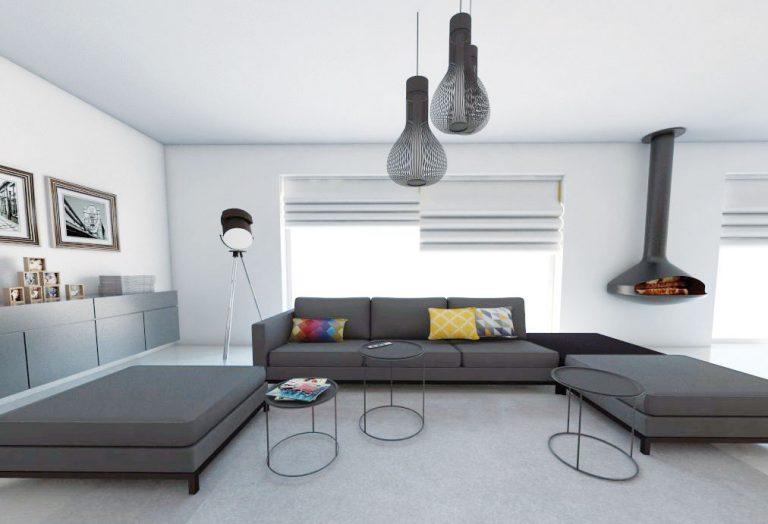 Škola dizajnu 3.časť – Obývacia izba