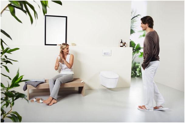 Toaleta Geberit AquaClean Sela otvára novú dimenziu čistoty