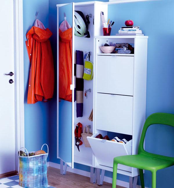 Nápady pre malý byt