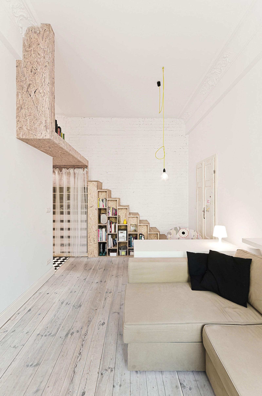 Z jednej izby vytvorili kompletný byt