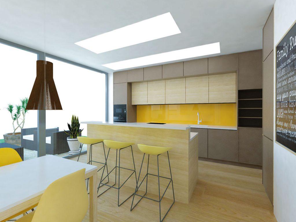 Škola dizajnu 4.časť – Kuchyňa