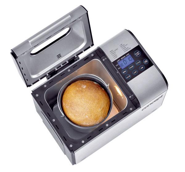 Voňavý domáci chlebík