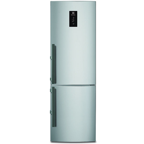 Electrolux EN3454MFX  Bežne veľká chladnička, ktorá zvládne viac potravín vďaka systému Custom Flex™