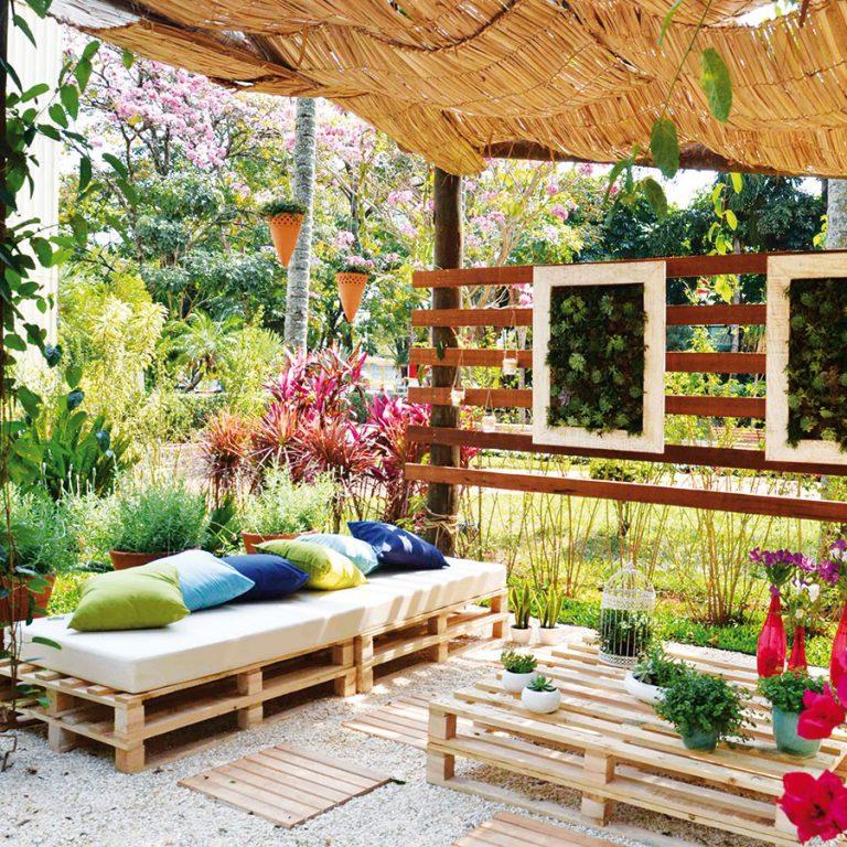 Recyklácia v záhrade je IN! Dajte starým veciam šancu vyniknúť
