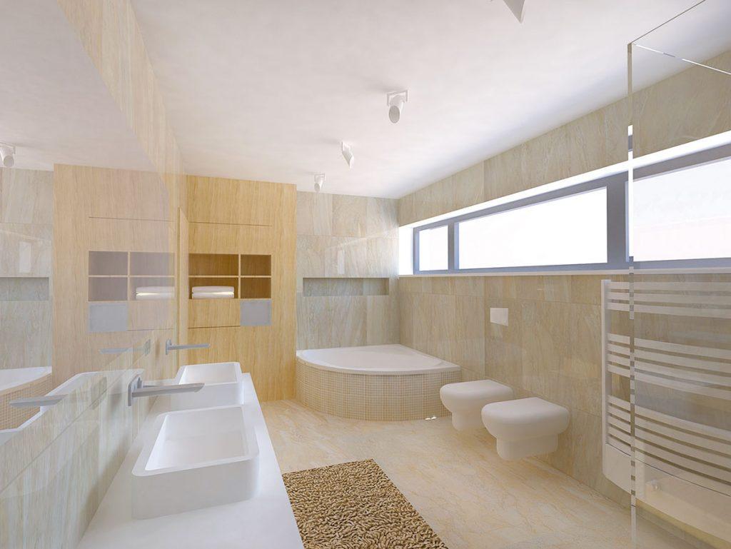 Škola dizajnu 5.časť – Kúpeľňa