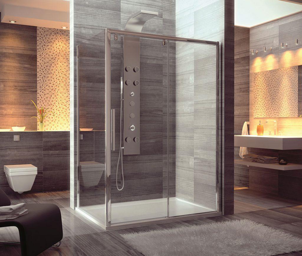 SanSwiss – sprchové kúty v modernom dizajne