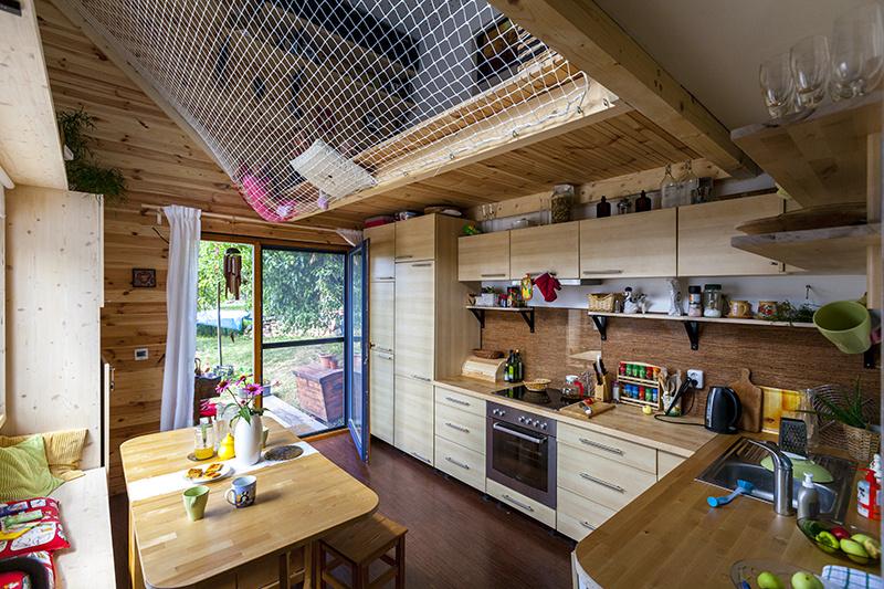 Ako sa navrhuje, stavia a funguje mobilný drevodom?