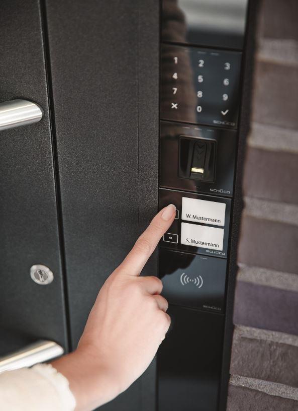 Praktická domáca automatizácia aj so systémami Schüco