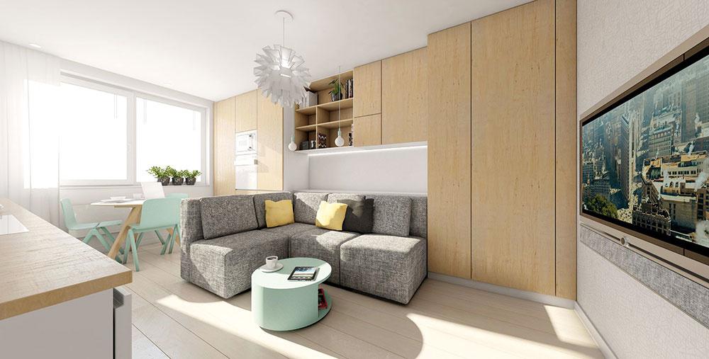 Vinylová podlaha sa vyznačuje mimoriadnou odolnosťou proti vode či pádom kuchynského riadu, preto je obzvlášť vhodná aj do priestoru kuchyne.