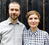 A1 Architects Jadro ateliéru tvoria Lenka Křemenová aDavid Maštálka, neskôr sa ktímu pridali architekti Tereza Schneiderová aMatej Žaloudek.
