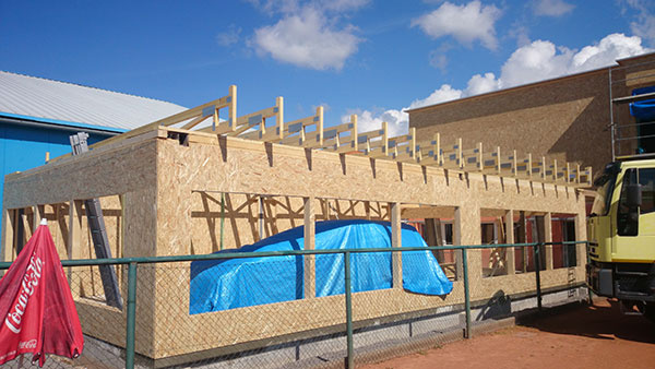 Rekonštrukcia Hotela Tenis úspešne ukončená