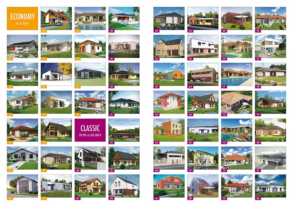 Najnovšia publikácia Rodinné domy jeseň/zima 2015 v predaji