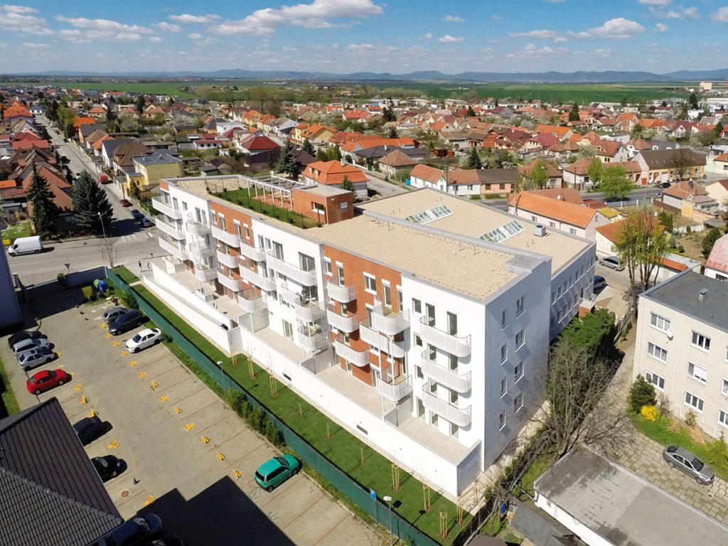 Prvý pasívny bytový dom na Slovensku
