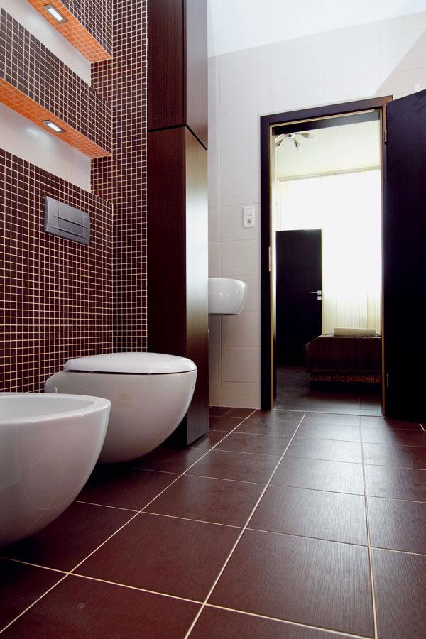 Pánska kúpeľňa