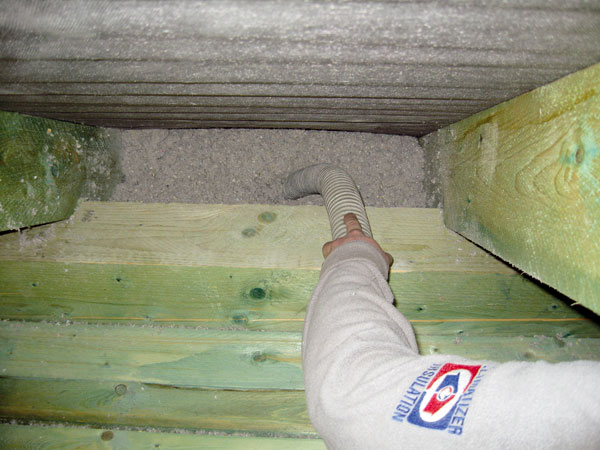 Strešná izolácia - celulóza a drevovlákno