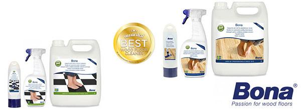 TEST: Najlepší čistič na podlahy<br> Bona Spray Mop