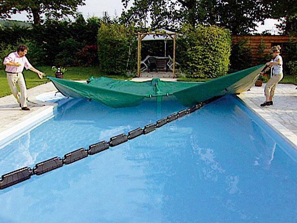 Zimný spánok vášho bazéna