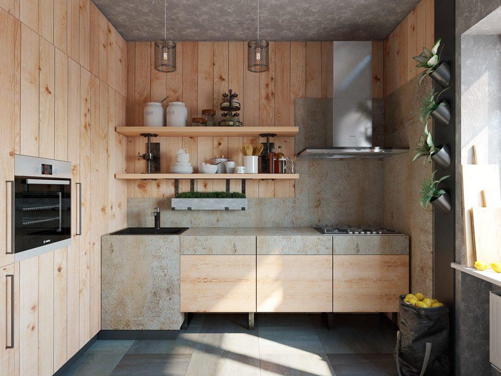 10 + 10 nápadov na outfit kuchyne
